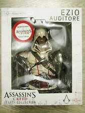 Ezio Auditore Bust Assassin's Creed Legacy Collection Ubicollectibles NEW IN BOX