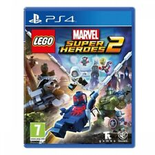 Lego Marvel Superheroes 2 Ps4 Official Game PlayStation 4