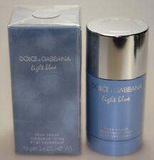 Dolce & Gabbana Hellblau Uomo Deo Stick 75 Ml
