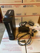 Microsoft Xbox 360 Elite 120Gb Black Console + Power Av Cord