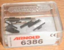 *** 6386 Arnold Gleisübergangskupplung 6 Stck.***
