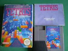 Nintendo NES TETRIS Complet PAL B FAH / FRA