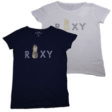 Roxy Girl's Pineapple S/S T-Shirt (S04)