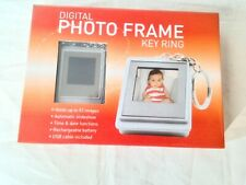 Macy's Digital Photo Frame Key Ring