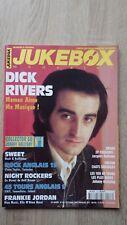 REVUE JUKEBOX MAGAZINE / 1998 / 133 / Dick Rivers