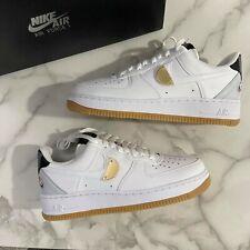 NBA x Nike Air Force 1 07 LV8 White Gum Size US 7.5 MEN CT2298-100 Brand New