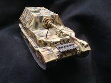 IXO Char Panzerjäger Tiger Elephant sdkfz 184 Italie 1944 Tank WWII guerre 1:72