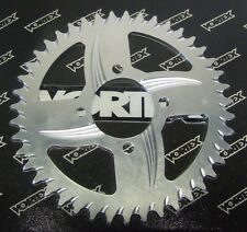 Vortex ATV Rear Sprocket Silver 522-43 Suzuki ATV 160 230 250 Quad Runner Racer