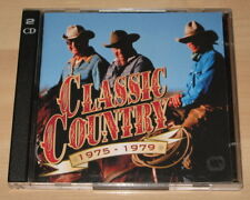 Classic Country 1975 - 1979 (Time Life 2CD 1999) Glen Campbell, Bellamy Brothers