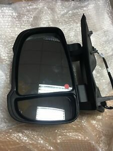 GENUINE Citroen Relay Fiat Ducato Peugeot Boxer Door mirror, left 1635685580 06-