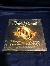 Trivial Pursuit - The Lord of the Rings Movie Trilogy Board Game