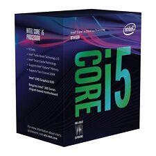 Intel Core i5-8500 Coffee Lake 8th Gen 6-Core Processor - LGA 1151, 2.8GHz, 65W