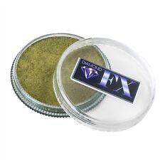 Diamond FX Face Paint - Metallic Bronze 32gr