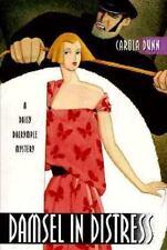 Damsel in Distress (Daisy Dalrymple Mysteries, No. 5), Dunn, Carola, Good Condit