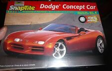 REVELL DODGE CONCEPT COPPERHEAD SNAP TITE MODEL CAR MOUNTAIN KIT 1/25 fs