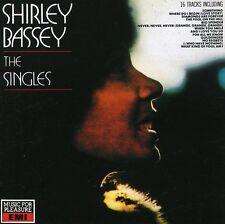 Shirley Bassey - Singles Album [New CD]