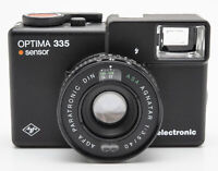 Agfa Optima 335 sensor electronic Camera Kamera - Agnatar 1:3.5 40mm