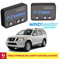 Windbooster throttle controller to suit Nissan Pathfinder R51 2006-2015