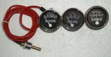 Case Tractor Temp Oil Amp Gauge Set-  400, 430, 440, 450, 470, 480, LA,  500 600