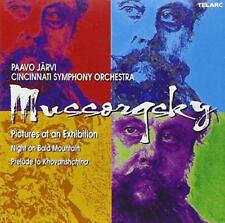 Mussorgsky: Pictures At An Exhibition, Night On Bald Mountain - Cincinn (NEW CD)