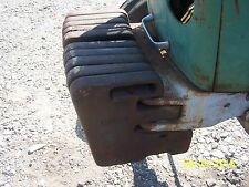 DEUTZ 90-06 TRACTOR FRONT WEIGHT ONE WEIGHT ONLY