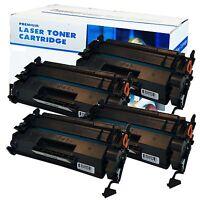 4PK CF226A 26A Compatible Toner Cartridge for use LaserJet Pro M402 MFP M426
