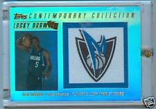 JOSH HOWARD 03-04 TOPPS CONTEMPORARY PATCH RC #23/25