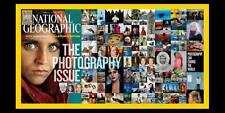 National Geographic 125 Anniversary,Steve McCurry The Afghan Girl COLLECTOR NEW