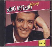 MINO REITANO - Story vol. 1 - CD SIGILLATO SEALED