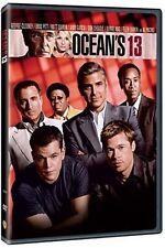 DVD *** OCEAN'S THIRTEEN *** George Clooney
