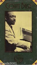 COUNT BASIE Vintage Vaults 4CD Box Classic 50s 60s Jazz GREATEST ANTHOLOGY Rare