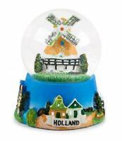 Bola de Nieve Molino de Viento Holland Bola de Nieve Recuerdo Países Bajos