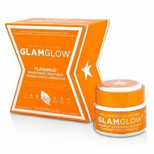 GLAMGLOW Flashmud Brightning Treatment 50 ml/1.7oz, NEW in Box, Sealed