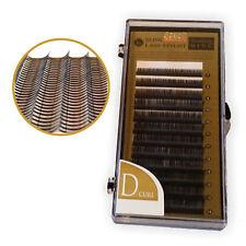 BLINK Mink Lashes mixed von 7 - 14 mm D- curl 0,25   Augen künstliche Wimpern