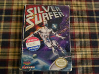 Silver Surfer - Nintendo - NES - Authentic Original Box Only!