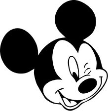Disney Mickey / Minnie Mouse Childrens Wall sticker Decal