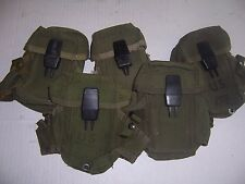 5pc AR15 M16 A4 Magazine Pouch US Military Small Arms Ammo Rifle LC-1