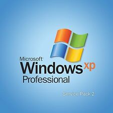 Windows XP Professional 32 bit Edition with SP3 Full Install CD & Key