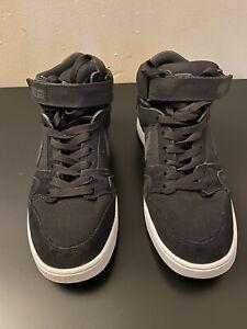 Nike SB Zoom Mogan Mid 2 Black Men's Size 10 407360-014 Zoom Air