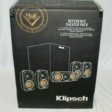 Brand New Klipsch Reference Theater Pack 5.1 Surround Sound System - SHIPS FAST!