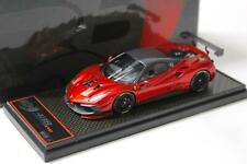 1:43 BBR Ferrari 488 Challenge EVO 2020 Rosso Fuoco/ Carbon roof Limited 24 pcs.