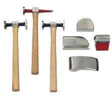 Gearwrench 82302 7 Piece Body Hammer Set