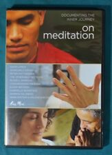 On Meditation Documentary DVD Alive Mind David Lynch Kino