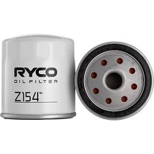 Ryco Oil Filter Z154 Holden 1998 - 2000 Commador Astra
