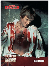 British Horror Collection Trading Card Exclusive Dealer Promo CCP1