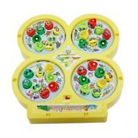 1X(Electrico giratorio magnetico Pesca del iman Juego de juguetes educativo 6J6)