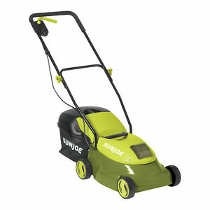 Sun Joe Cordless Lawn Mower 28V Lithium-Ion   Battery Included   90 Day Warranty