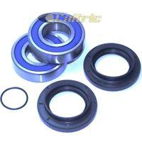 Rear Wheel Ball Bearings Seals Kit for Yamaha Rhino 660 YXR660 2004-2007