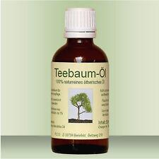 Teebaum Öl Teebaumöl, 50 ml, 100% naturreines ätherisches Öl (Australien)