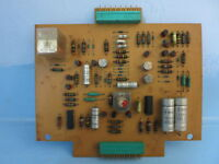 barmag electronic ED 80 PLC Circuit Board Module ED80 Amphenol-Tuchel C2 H-1-24V